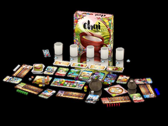 Chai Carousel 1