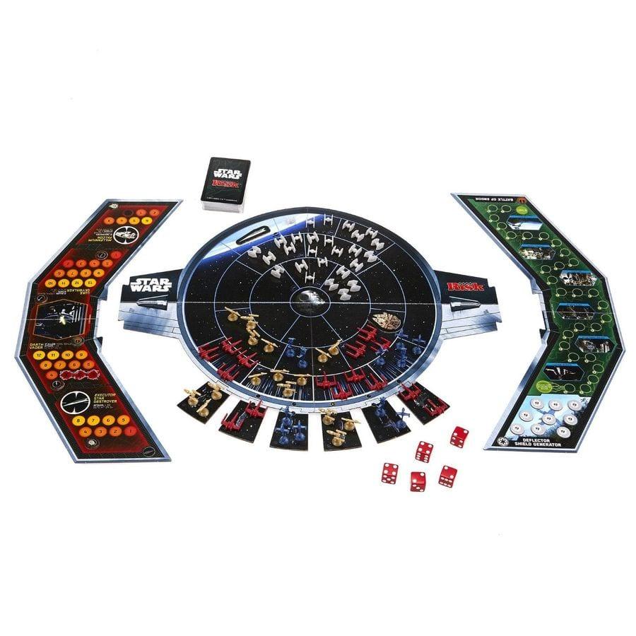 Risk: Star Wars Carousel