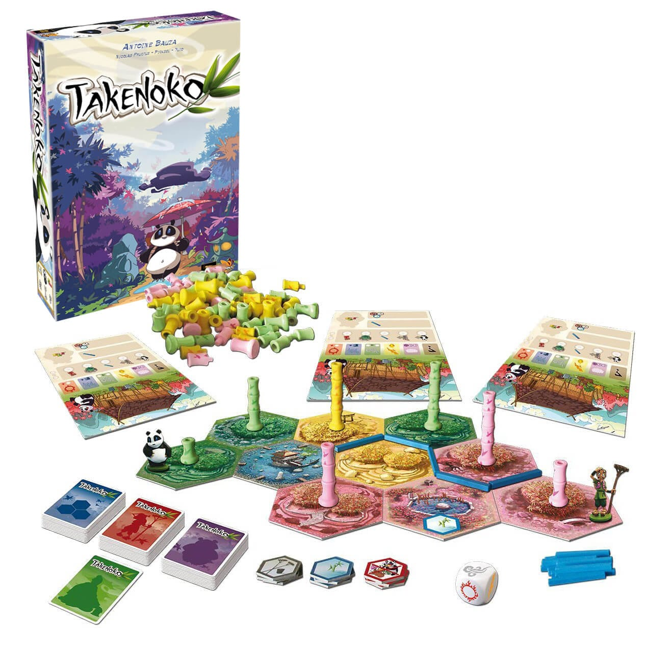 Takenoko spel