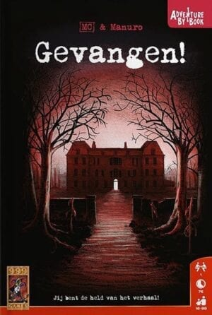 Adventure by Book Gevangenen