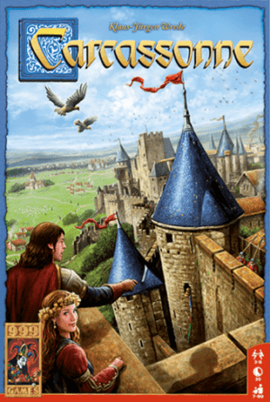 Carcassonne Basis nieuw L 1