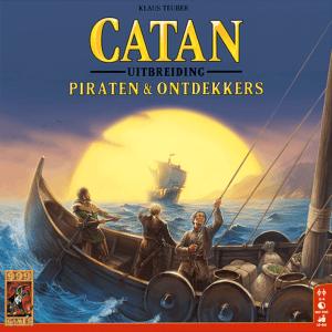 Catan Piraten en Ontdekkers L