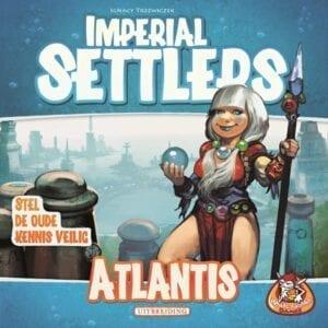 IS Atlantis uitbreiding