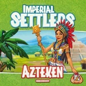 IS Azteken uitbreiding