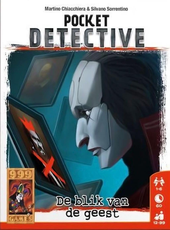Pocket Detective De blik van de geest