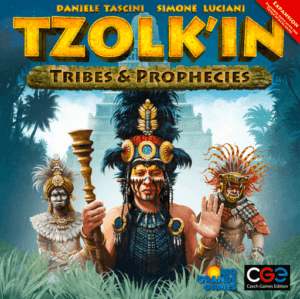 Tzolk'in Tribes & Prophecies Uitbreiding