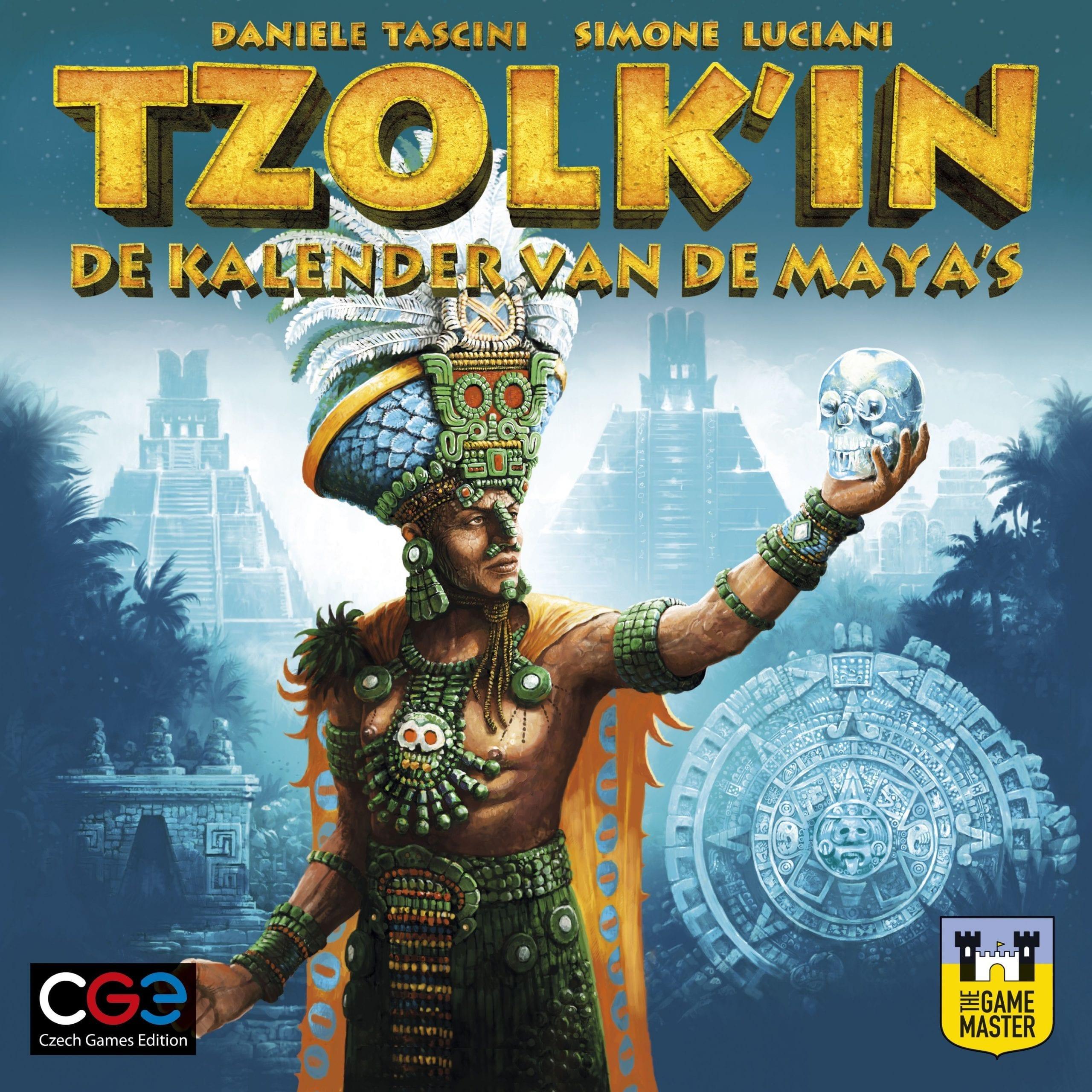 Tzolk'in: De Kalender van de Maya's