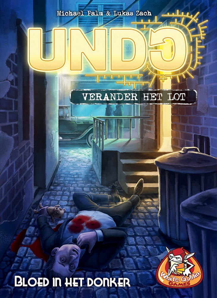 UNDO: Bloed in het donker