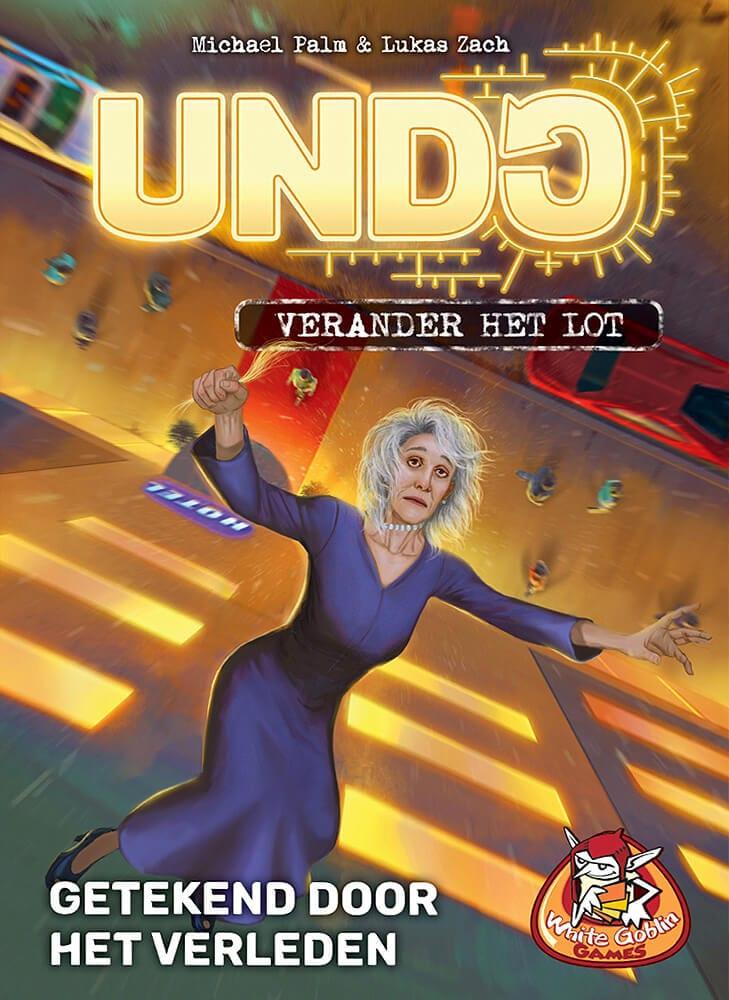UNDO: Getekend door het verleden