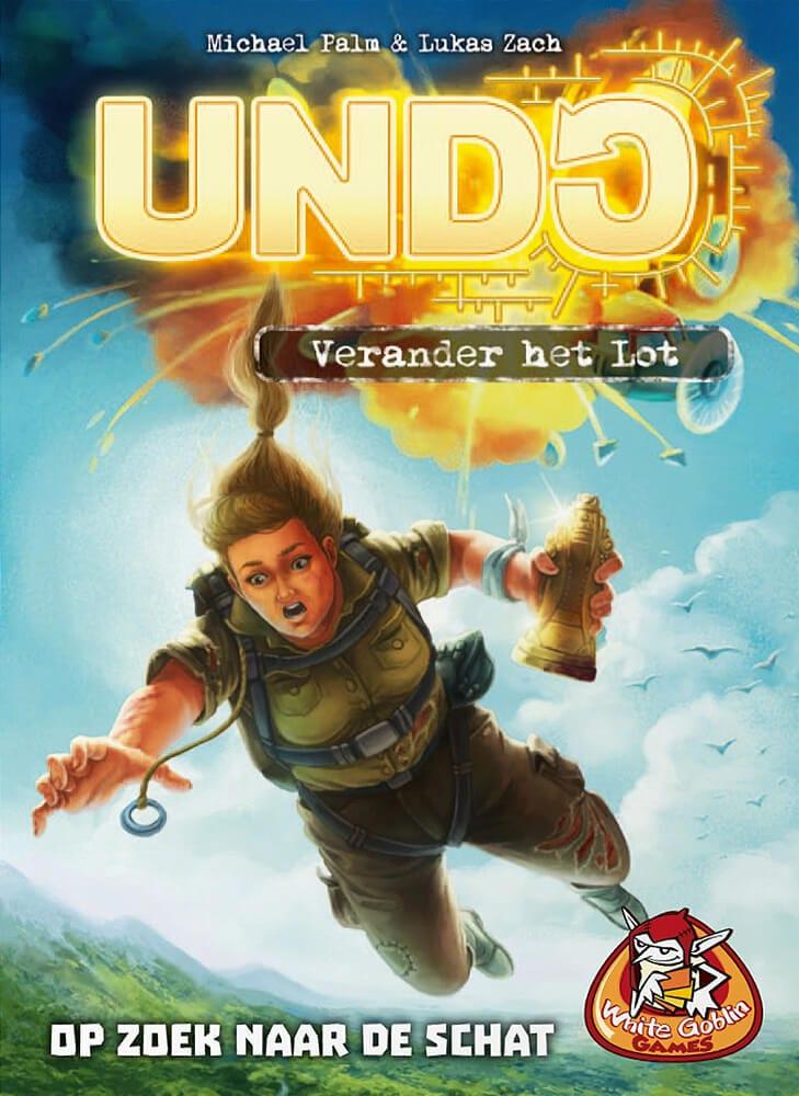 UNDO: Op zoek naar de schat