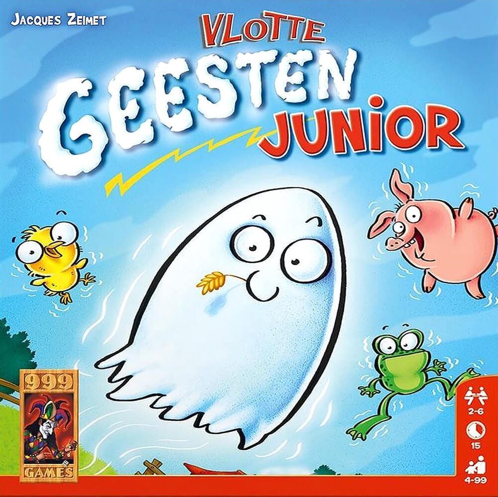 Vlotte Geesten: Junior